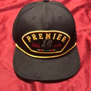 Other - Premier Fits strapback - holding it down